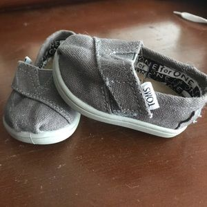 Gray baby Toms